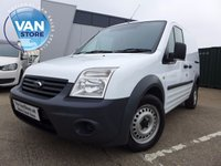2012 FORD TRANSIT CONNECT 1.8 T220 LR VDPF 1d 89 BHP SOLD