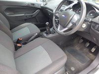 USED 2013 13 FORD FIESTA 1.5 BASE TDCI 3d 74 BHP