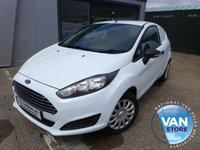 2013 FORD FIESTA 1.5 BASE TDCI 3d 74 BHP SOLD
