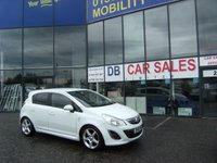 USED 2011 61 VAUXHALL CORSA 1.4 SRI 5d 98 BHP FREE 12 MONTHS RAC WARRANTY AND FREE 12 MONTHS RAC BREAKDOWN COVER