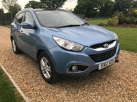 USED 2012 12 HYUNDAI IX35 1.7 PREMIUM CRDI 5d 114 BHP PARK ASSIST, HEATED SEATS, BLUETOOTH