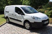 2012 PEUGEOT PARTNER 1.6 E-HDI SE L2 750 1d 89 BHP £4250.00