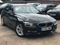 USED 2012 62 BMW 3 SERIES 2.0 320d Sport 4dr (start/stop) 1 Owner, Full BMW History.