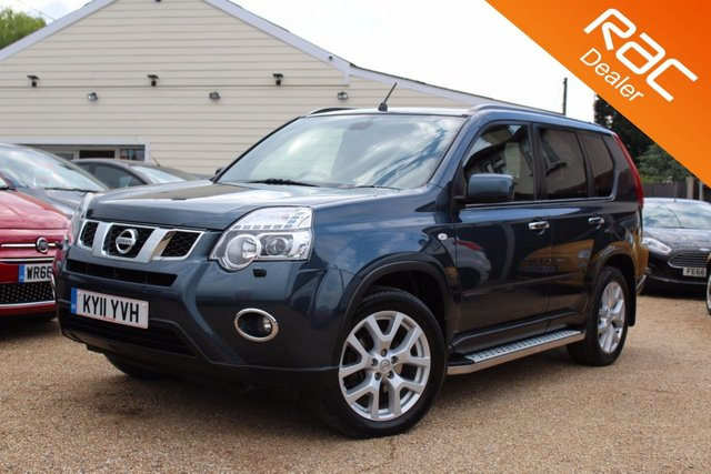 View our 2011 11 NISSAN X-TRAIL 2.0 TEKNA DCI 5d 171 BHP