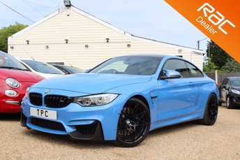 2016 BMW 4 SERIES 3.0 M4 COMPETITION PACKAGE 2d AUTO 444 BHP £50000.00