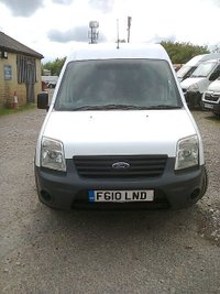 USED 2010 10 FORD TRANSIT CONNECT T230 90PS LWB H/R FACELIFT
