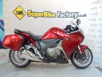 USED 2014 63 HONDA VFR1200F F-D  GOOD & BAD CREDIT ACCEPTED, OVER 300+ BIKES