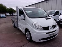 USED 2014 14 RENAULT TRAFIC 2.0 LL29 DCI S/R QUICKSHIFT 1d AUTO 115 BHP