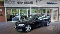 2010 BMW 3 SERIES 2.0 320I SE 2d 168 BHP £11975.00
