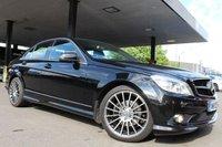 2009 MERCEDES-BENZ C CLASS 2.1 C200 CDI SPORT 4d AUTO 135 BHP £8990.00