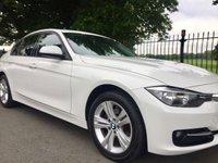 USED 2013 63 BMW 3 SERIES 1.6 316I SPORT 4d 135 BHP