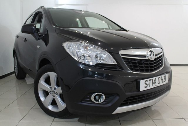 View our 2014 14 VAUXHALL MOKKA 1.6 EXCLUSIV S/S 5DR 113 BHP
