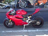 2014 DUCATI 1199 PANIGALE  1199 PANIGALE S ABS  £14250.00