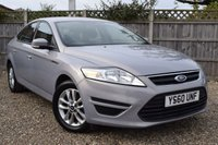 2011 FORD MONDEO 1.8 EDGE PLUS TDCI 5d 124 BHP £4999.00