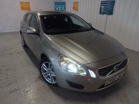 USED 2011 60 VOLVO V60 2.0 D3 SE LUX 5d 161 BHP