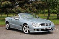 2007 MERCEDES-BENZ SL 3.5 SL350 2d AUTO 272 BHP £10980.00