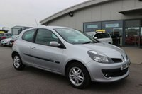 USED 2006 06 RENAULT CLIO 1.4 DYNAMIQUE 16V 3d 98 BHP NO DEPOSIT FINANCE AVAILABLE.