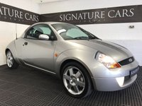 USED 2005 55 FORD STREET KA 1.6 WINTER EDITION 2d 94 BHP