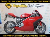 USED 2005 05 DUCATI 999 BIP  GOOD & BAD CREDIT ACCEPTED, OVER 500+ BIKES
