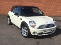 2007 MINI HATCH COOPER