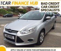 2013 FORD FOCUS EDGE ECONETIC TDCI £7495.00