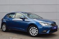 2014 SEAT LEON 1.6 TDI SE DSG 5d AUTO 105 BHP £9750.00