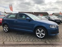 USED 2010 10 AUDI A3 1.6 MPI TECHNIK 3d 101 BHP PRICE INCLUDES A 6 MONTH RAC WARRANTY DEALER CARE EXTENDED GUARANTEE, 1 YEARS MOT AND A OIL & FILTERS SERVICE. 12 MONTHS FREE BREAKDOWN COVER