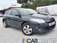 USED 2011 11 RENAULT MEGANE 1.6 DYNAMIQUE TOMTOM VVT 5d 110 BHP SAT NAV + 2 PREVIOUS OWNERS