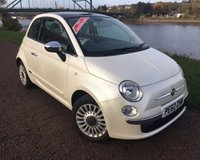 USED 2009 58 FIAT 500 1.2 LOUNGE 3d 69 BHP **UNWANTED PART EXCHANGE**