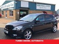 2012 KIA CEED 1.6 CRDI 3 5d AUTO 113 BHP £5495.00