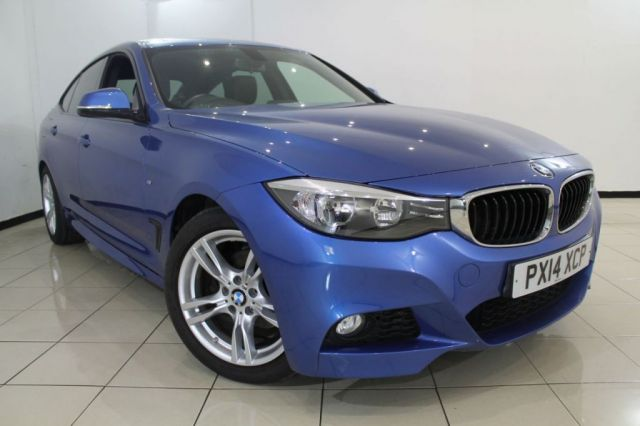 View our 2014 14 BMW 3 SERIES 2.0 318D M SPORT GRAN TURISMO 5DR 141 BHP