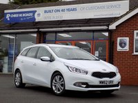 USED 2013 62 KIA CEED 1.6 CRDi 2 ECODYNAMICS 5dr 126 BHP *ONLY 9.9% APR with FREE Servicing*