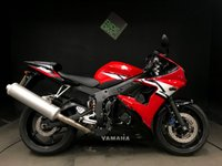 2004 YAMAHA R6 .04. 9646. ONE OWNER. MINT CONDITION. SERVICED £3990.00