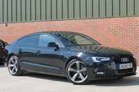 2014 AUDI A5 3.0 SPORTBACK TDI S LINE BLACK EDITION S/S 5d AUTO 201 BHP £18950.00