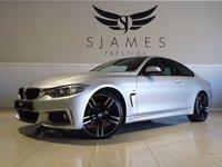 2014 BMW 4 SERIES 2.0 420D M SPORT 2d AUTO 181 BHP £17750.00