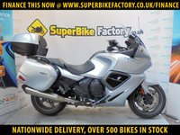 USED 2014 14 TRIUMPH TROPHY SE  GOOD & BAD CREDIT ACCEPTED, OVER 500+ BIKES
