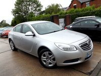 USED 2009 58 VAUXHALL INSIGNIA 1.8 EXCLUSIV 5d 140 BHP