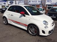 USED 2010 10 ABARTH 500 Fiat 1.4 ABARTH 3d 135 BHP 0% FINANCE AVAILABLE PLEASE CALL 01204 317705