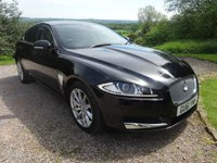 2011 JAGUAR XF 2.2 D LUXURY 4d AUTO 190 BHP £11985.00