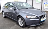 USED 2008 08 VOLVO S40 1.6 S 4d 100 BHP * MASSIVE MPG - LOW TAX GROUP *