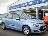 USED 2014 14 CITROEN C4 PICASSO 1.6 HDi VTR PLUS 5dr