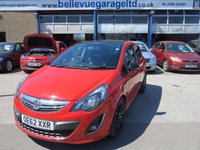 USED 2013 62 VAUXHALL CORSA 1.2 LIMITED EDITION CDTI ECOFLEX 5d 73 BHP ONLY £30 TAX
