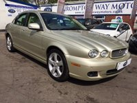 USED 2008 58 JAGUAR X-TYPE 2.2 SE 4d AUTO 145 BHP 0% AVAILABLE ON THIS CAR PLEASE CALL 01204 317705