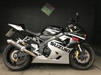 2005 SUZUKI GSXR 600 K5. 7793. FSH. MANY EXTRAS. VERY CLEAN BIKE £3990.00