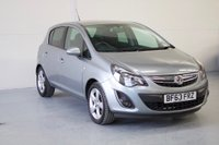 USED 2013 63 VAUXHALL CORSA 1.2 i 16v SXi 5dr £117 A MONTH ONLY £99 DEPOSIT
