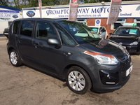 USED 2013 13 CITROEN C3 PICASSO 1.6 PICASSO VTR PLUS HDI 5d 91 BHP 0% FINANCE AVAILABLE PLEASE CALL 01204 317705