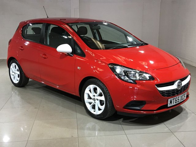 View our 2015 65 VAUXHALL CORSA 1.4 STING ECOFLEX 5d 89 BHP