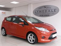 USED 2012 12 FORD FIESTA 1.6 ZETEC S TDCI 3d 94 BHP Great Car Not To Be Missed!  With Full History & Just £20 Yr Road Tax!