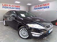USED 2013 63 FORD MONDEO 2.0 ZETEC BUSINESS EDITION TDCI 5d 138 BHP £30 road tax ! sat nav! superb MPG