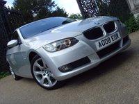 2008 BMW 3 SERIES 2.0 320D SE 2d AUTO 175 BHP £8999.00